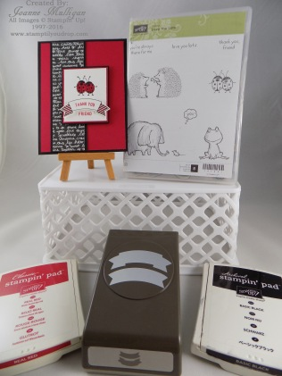 Love You Lots Host Set Stampin' Up!
