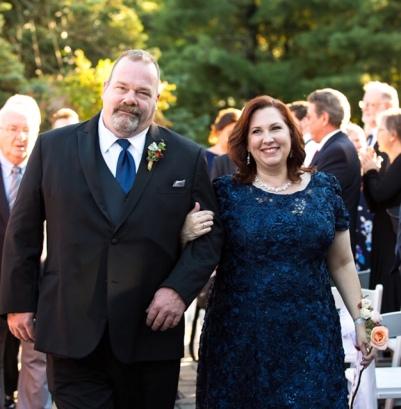 Brian & Me david Wedding