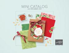 Aug 2021 - Dec 2021 Mini Catalog